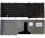Клавиатура для ноутбука Toshiba Satellite L505